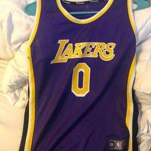 Kyle Kuzma Lakers Jersey